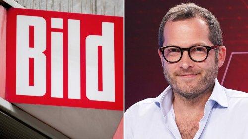 """""""Bild""""-Zeitung: Axel Springer entbindet """"Bild""""-Chefredakteur Reichelt von Aufgaben"""