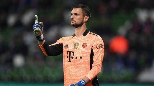 Fußball: Bayern-Ersatztorwart Ulreich nimmt Lauftraining wieder auf
