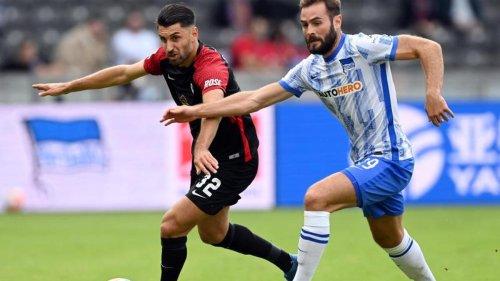 Fußball: Hertha BSC eventuell auch gegen Gladbach ohne Tousart