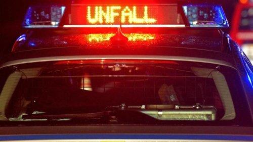 Unfälle: A24 nach Unfall stundenlang blockiert: Ein Schwerverletzter