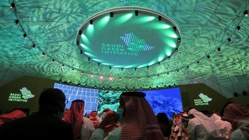 Klimawandel: Saudi-Arabien will Klimaneutralität bis 2060 erreichen