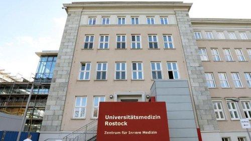 Gesundheit: Finanzprobleme der Rostocker Uni-Klinik: Diskussion