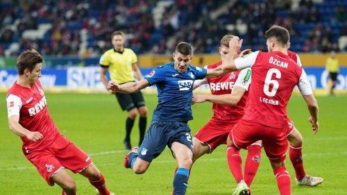 Fußball: Ernüchterung bei Köln: Wieder mal bedient gegen Hoffenheim