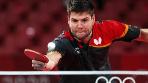 Tischtennis-Ass: Ovtcharov kann nicht in Olympia-Halle trainieren