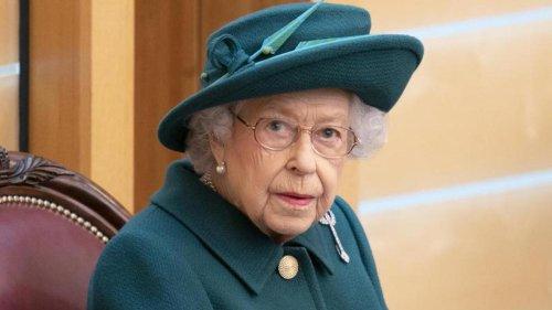 Britisches Königshaus: God save the Queen: Sorge um Gesundheit der Königin