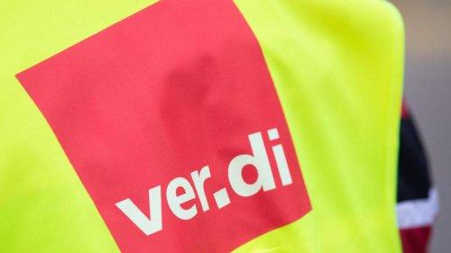 Tarife: Verdi ruft zu erstem Warnstreik im öffentlichen Dienst auf
