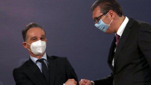 Maas skeptisch zu Beschaffung von russischem Impfstoff