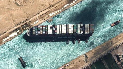 Schifffahrt: Zum Suezkanal gibt es keine realistische Alternative
