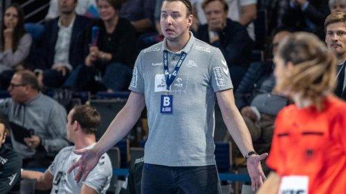 Handball: Jicha mit Leistung erst nach der Halbzeit vollauf zufrieden