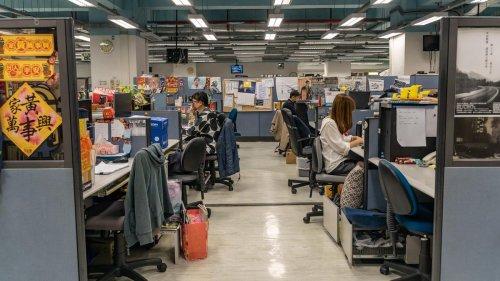 Prodemokratische Hongkonger Zeitung stellt Betrieb ein