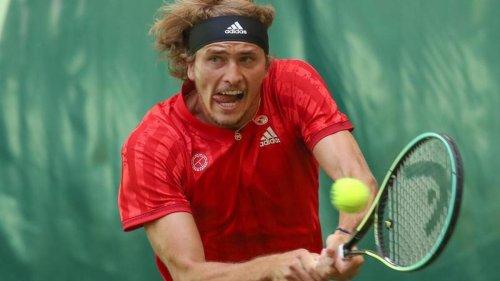 Zverev in Wimbledon an Nummer fünf gesetzt - Kerber an 26
