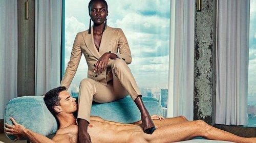 Gender-Marketing: Ist es sexistisch, mit nackten Männerhintern für Frauenmode zu werben?