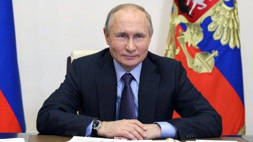 Wladimir Putin sieht Verhältnis zu den USA auf einem Tiefpunkt