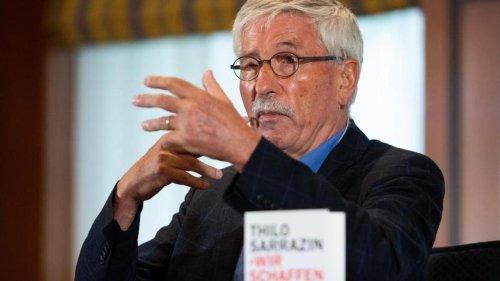 Literatur: Sarrazin stellt neues Buch vor