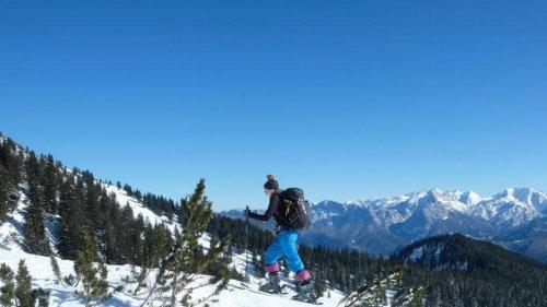Wintersport: Sanftes Schneevergnügen in Reit im Winkl