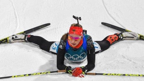 """Spiele in Peking: """"Fischen im Trüben"""" - ungewisser Olympia-Winter für Athleten"""