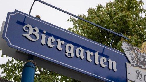 """Biergärten öffnen: """"Es kehrt ein Stück Lebensfreude zurück"""""""