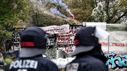 Berlin: Ausschreitungen nach Räumung des Köpi-Wohnprojekts