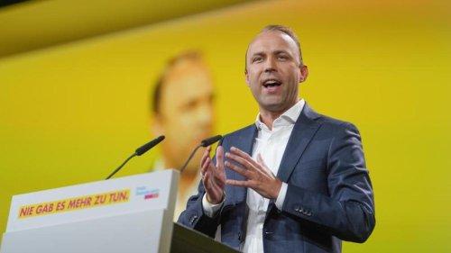 Wahlen: FDP-Chef: Grüne haben sich bei den Sondierungen durchgesetzt