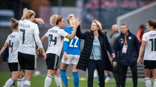 Kantersieg gegen Israel: DFB-Frauen reagieren gegen Israel auf Kritik