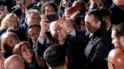 """Joe Biden: """"Bis heute hetzt er Menschen im ganzen Land auf"""""""