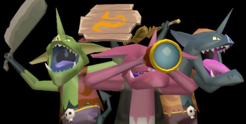 Zelda's Study: Bokoblin species overview - Zelda Universe