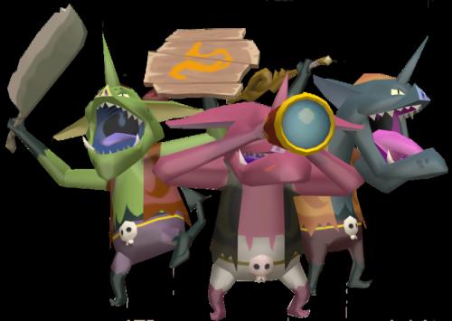 Realm of Memories: Bare bone beatings for Bokoblins - Zelda Universe