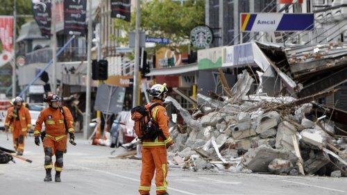 Modeling Suggests Monster Quake For New Zealand - Zenger News