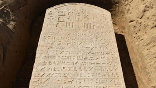 Phar-old Find: Farmer Discovers Ancient Egyptian Monument As He Plants Crop - Zenger News