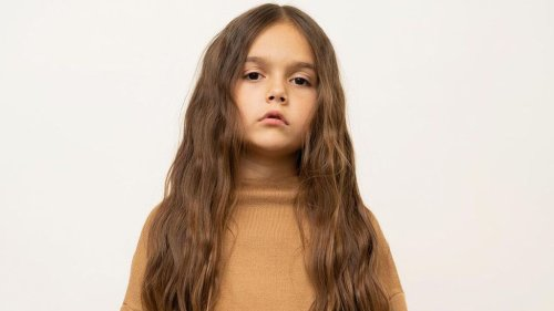 VIDEO: Kid Kardashian: Eight-Year-Old Girl Who's A Fashion Sensation After Being Discovered By KUWTK - Zenger News