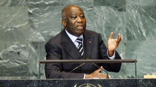 Ex-Ivory Coast President Laurent Gbagbo Returns Home After ICC Acquittal, Divorces Wife - Zenger News