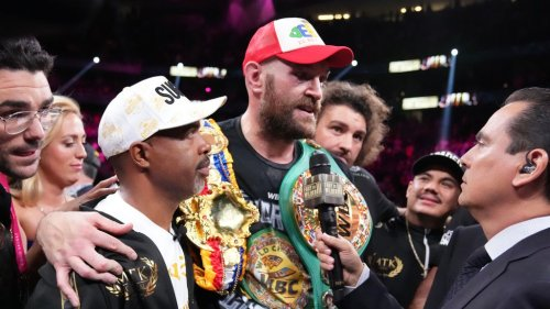 Trainer: Tyson Fury 'Possibly' Knocks Out Holyfield, Lewis, Usyk, Joshua In Mythical Matchups - Zenger News