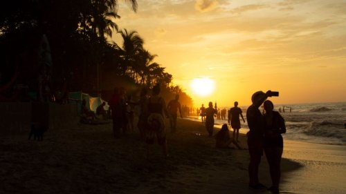Colombian Seaside Paradise Disappears Amid Climate Stress And Tourism Surge - Zenger News