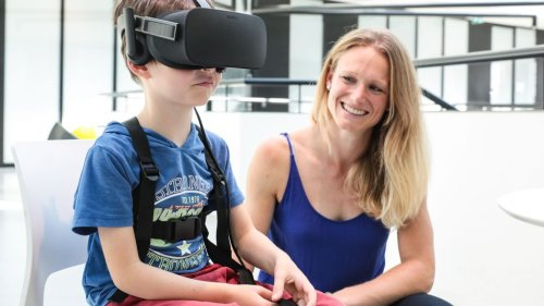 Immersive Virtual Reality May Hamper Coordination In Young Children - Zenger News