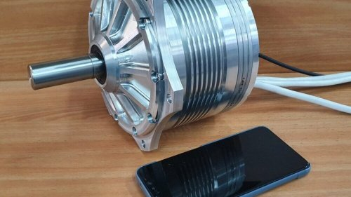 Israeli Electric Car Motor Is The Size Of A Smartphone - Zenger News