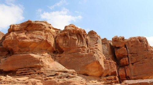 Giant Desert Camel Carvings Date Back 8,000 Years, Says Study - Zenger News