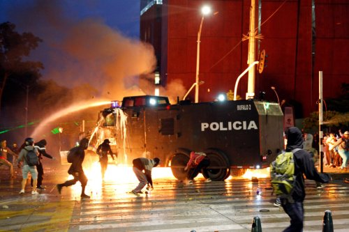 Protestas en Colombia dejan un saldo de 24 muertos y 914 heridos - Zenger News