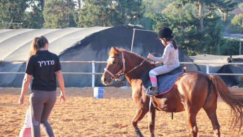 Coping With Covid In The Saddle Of A Therapeutic Horse - Zenger News