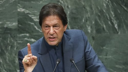 Pakistan Was 'Bad-Mouthed', Says Imran Khan - Zenger News