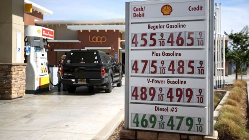 Consumers Seem Unfazed By 7-Year-High Gasoline Prices - Zenger News