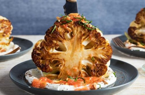 Cauliflower Steaks So Good You'll Forget About The Real Thing