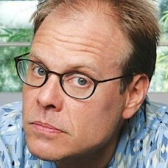 Here's What Alton Brown Actually Eats in a Day