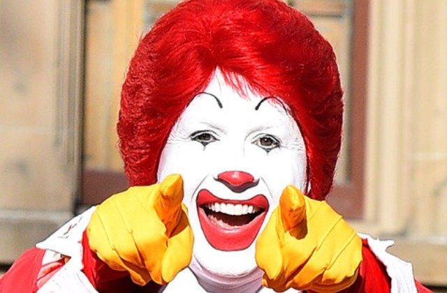 The Real Reason McDonald's Ditched Ronald McDonald - cover