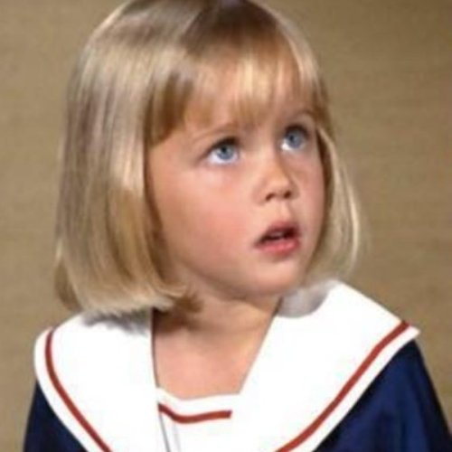Bewitched's Tabitha Stephens had quite the transformation