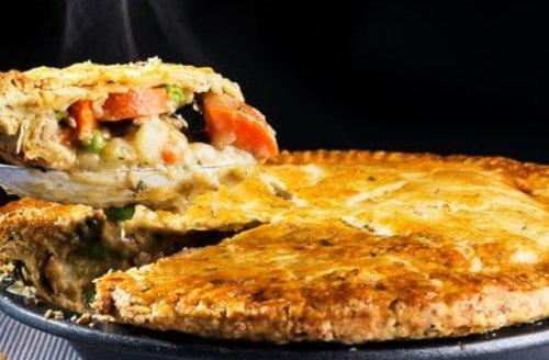 The Classic Chicken Potpie Recipe You've Always Needed