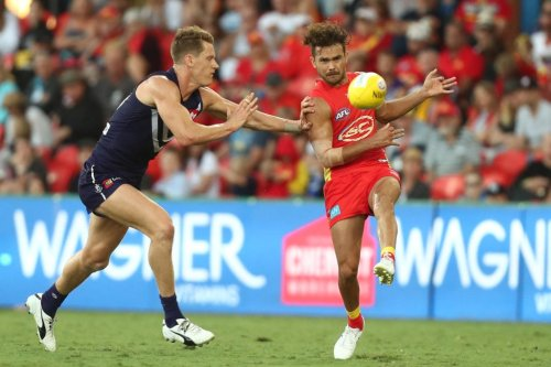 LATE CHANGE: Fremantle vs Gold Coast