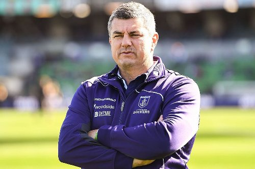 Peter Sumich emerges as candidate for Collingwood job