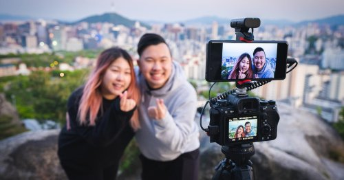How This Vlogging Duo Uses An Xperia PRO To Connect With Their Audience Through Livestreaming