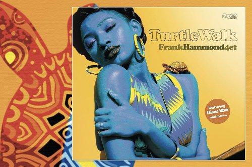 Frank Hammond Quartet, impressioni funk al neon