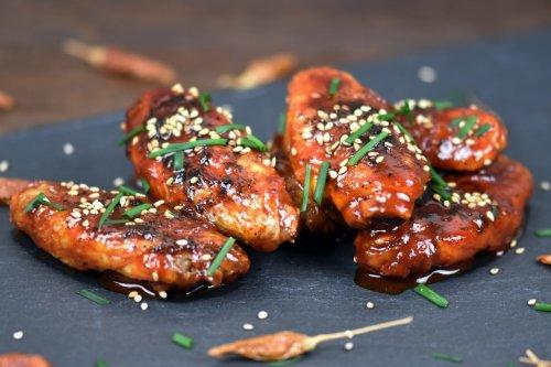 Koreanische Chicken Wings – knusprig, scharf, lecker